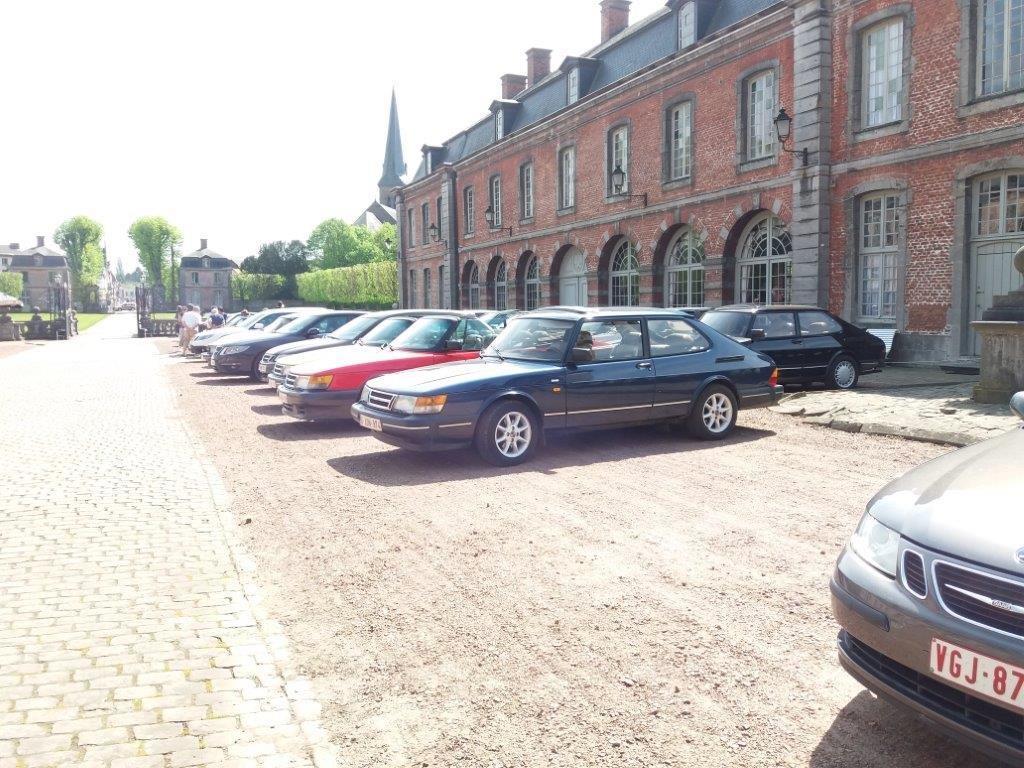 Saab Line up