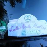 SAAB Ladys only