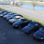 Saab Lady's cars