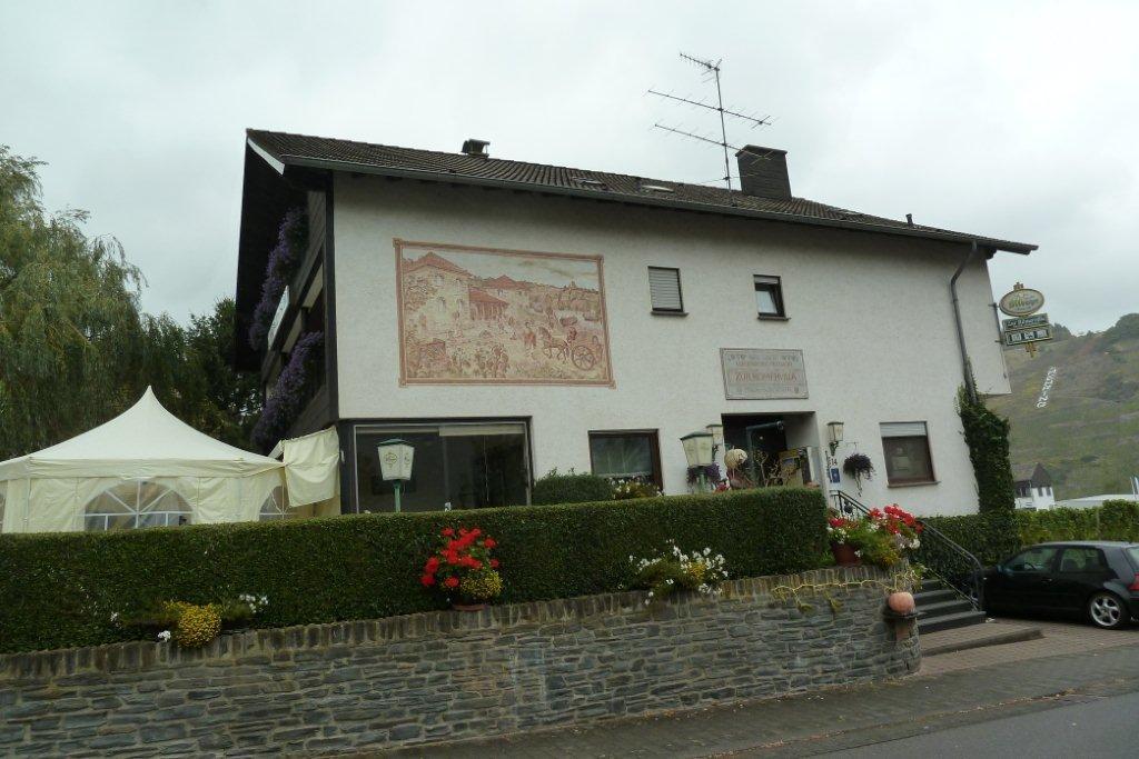Saabclubweekend  van 14t.e.m. 16 Oktober 2016 te Trittenheim (4)