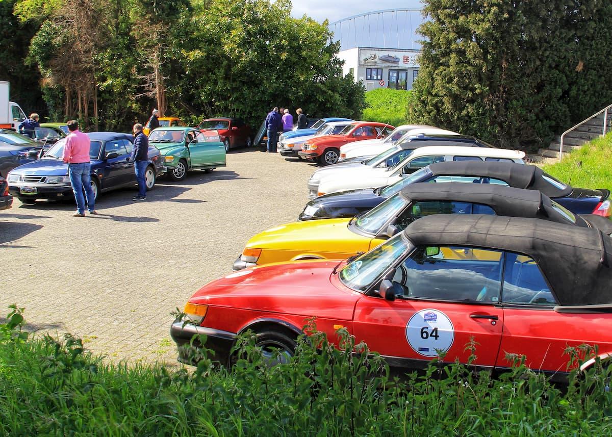 Lenterondrit Saab Club Belgium