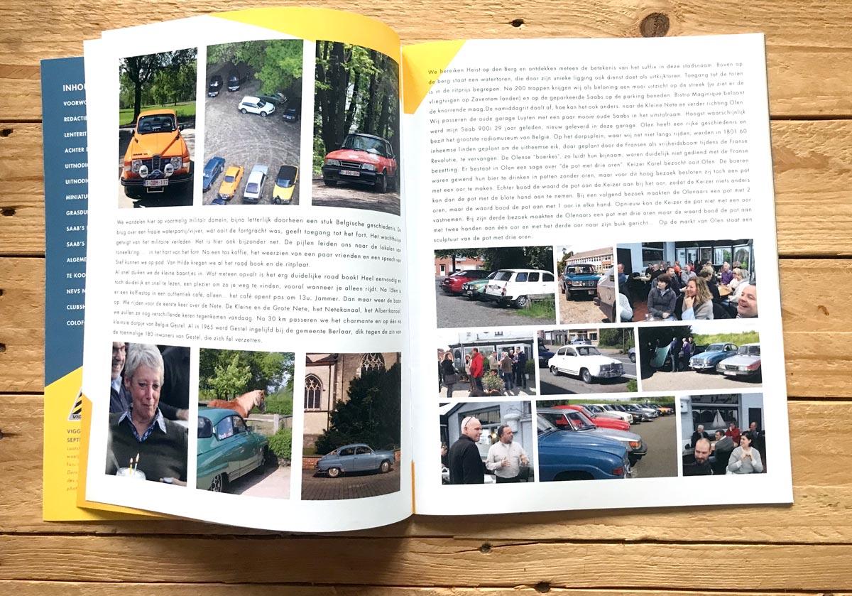 Saab Magazine Viggen