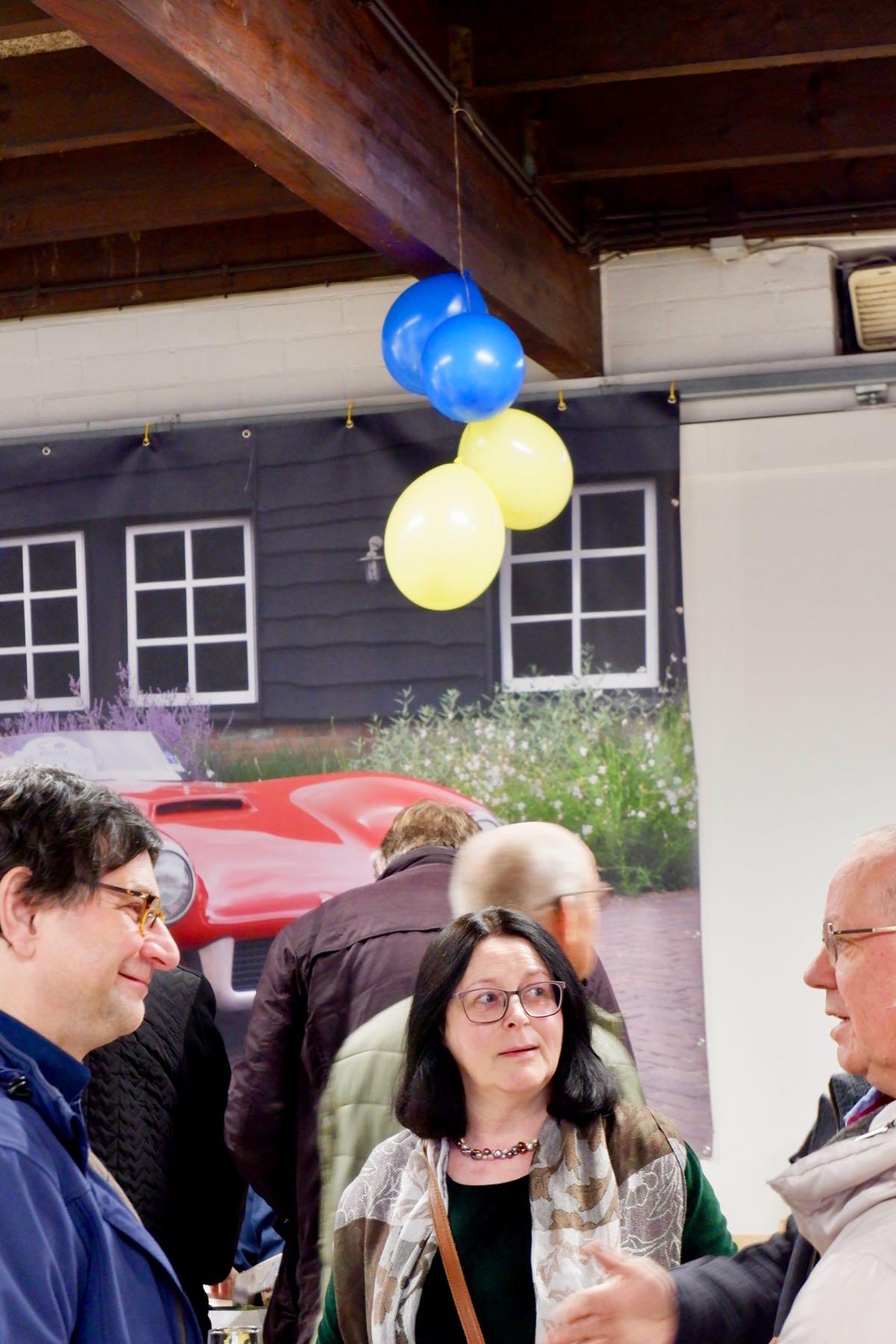 Nieuwjaarsreceptie 2020 Saab Club Belgium