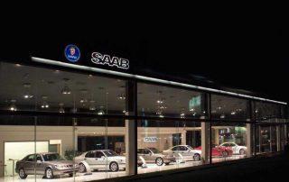Saab in Taiwan